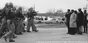 The moments before...Selma, Alabama, March 7, 1965