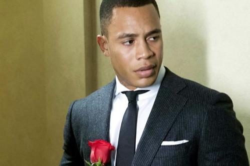 Trai Byers as Andre Lyon in Empire