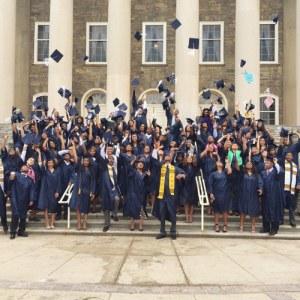 black grads
