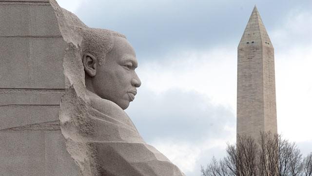 MLK Jr DC Memorial